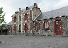 Saint-Germain-du-Pinel (35) Mairie.JPG