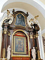 Saint Anthony church in Biała Podlaska - Interior - 10.jpg