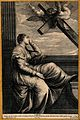 Saint Helen. Line engraving by L.E. Vorsterman after P. Vero Wellcome V0032182.jpg