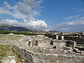 Salona, Croatia. View to to the south and the mountains.JPG