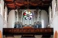 Salzburg - Itzling - Pfarrkirche St. Antonius Orgelempore - 2019 08 01.jpg