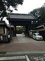 Sammon of Mangyoji Temple 20141001.jpg