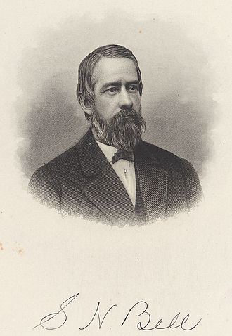 New Hampshire's 2nd congressional district - Image: Samuel Newell Bell