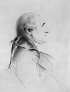 Samuel Sharp, surgeon. Drawing attributed to G. Dance. Wellcome M0011601.jpg