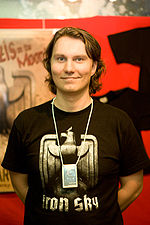 Samuli Torssonen at Assembly 2008.jpg