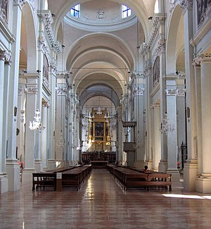 Basilica of San Domenico - Nave