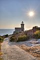 San Domino Island's Lighthouse - Tremiti, Foggia, Italy - August 19, 2013 01.jpg