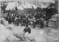 San Francisco Earthquake of 1906, Giving out supplies - NARA - 522945.tif