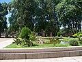 San Martín square in Metán.jpg