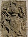 San Martino a Maiano, Stemma in facciata dei.JPG