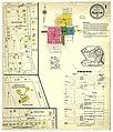 Sanborn Fire Insurance Map from Arlington, Tarrant County, Texas. LOC sanborn08409 004-1.jpg