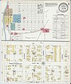 Sanborn Fire Insurance Map from Fulton, Whiteside County, Illinois. LOC sanborn01877 004-1.jpg