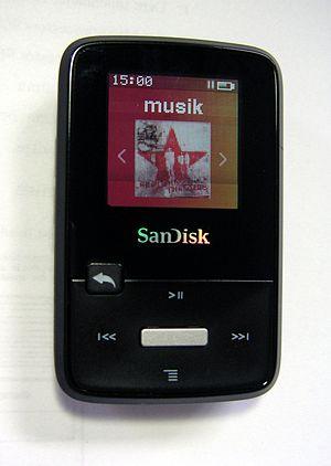 SanDisk Sansa - Sansa Clip Zip