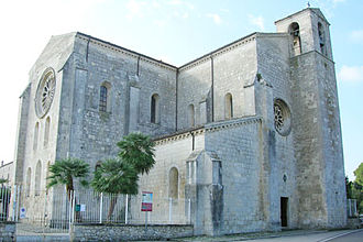 Cistercian architecture - Abbey church of Santa Maria Arabona, Italy.