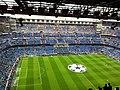 Santiago Bernabéu Stadium, Real Madrid - Borussia Dortmund, 2013 - 02.jpg