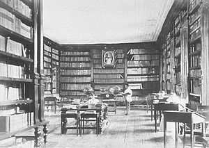 Miguel de Benavides Library - Library of the Santo Tomás University in Manila, 1887