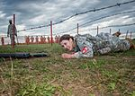 Sapper like a Girl; 326th Sapper Eagle first female to finish competition (Image 1 of 4) 160421-A-WN220-214.jpg