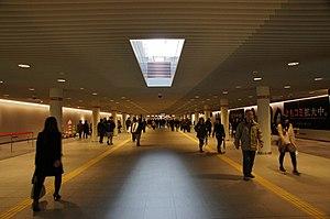 札幌駅前通地下歩行空間 ...