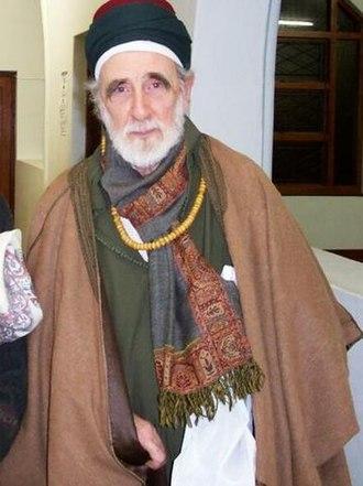 Abdalqadir as-Sufi - Image: Saq 2