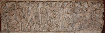 Sarcophagus Prometheus Louvre Ma339