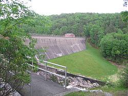 Saugatuck Reservoir Dam 108.JPG