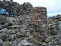Scafell Pike trig point - geograph.org.uk - 1736322.jpg