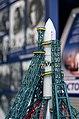 Scale model of the spacecraft Vostok.jpg