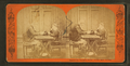 Scandinivian (sic) peasants. Swedish section, Main building, from Robert N. Dennis collection of stereoscopic views.png