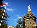 Schengen, Wintrange. Saint Donatus statue (101).jpg