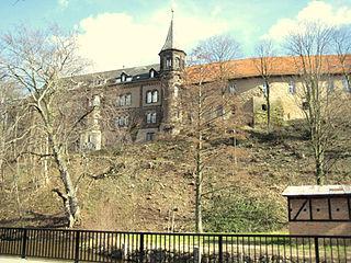 Ilsenburg House château