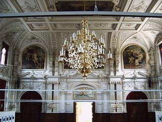 Schloss Oldenburg - The Main Hall.