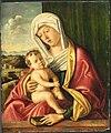School of Giovanni Bellini, Madonna col Bambino, Rijksmuseum Amsterdam.jpg
