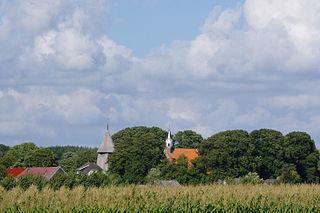 Schwabstedt Municipality in Schleswig-Holstein, Germany
