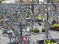 Schwarzenberg Friedhof Grabkreuze.jpg