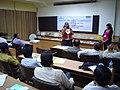 Science Career Ladder Workshop - Indo-US Exchange Programme - Science City - Kolkata 2008-09-17 01427.JPG