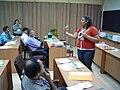 Science Career Ladder Workshop - Indo-US Exchange Programme - Science City - Kolkata 2008-09-17 01428.JPG