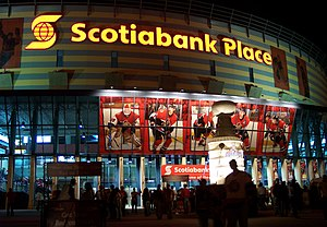 Canadian Tire Centre First Thoughts About