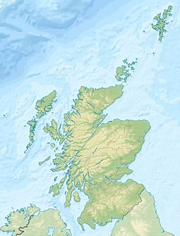 Inchgarvie is located in Scotland