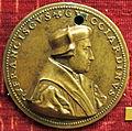 Scuola bolognese dopo il francia, medaglia di francesco guicciardini.JPG