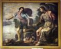 Scuola del bilivert, l'arcangelo raffaele dice a tobia di prendere il pesce.jpg