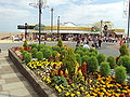Sea Road, Cleethorpes, looking towards pier entrance - DSC07335.JPG