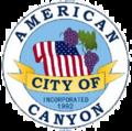 Seal of American Canyon, California.png