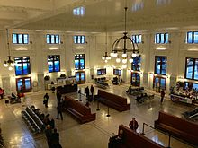 Remodeled Interior Of King Street Station