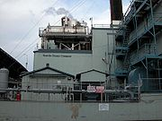 Seattle Steam Company, one of Seattle's privately owned utility companies