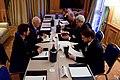 Secretary Kerry Meets With UN Special Envoy de Mistura in Rome (30555592224).jpg