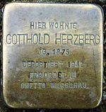 Gotthold Herzberg