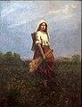 Segadora, oil on canvas by Felix Resurreccion Hidalgo.jpg
