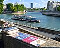 Seine between the islands, Paris May 2014.jpg