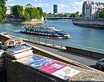 Seine between the islands, Paris May 2014.jpg
