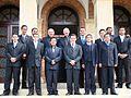 Seminario Mayor de Bogotá. Primero de Teología 2010.jpg